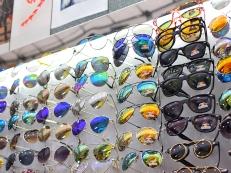 Ladies Market, Sunglasses