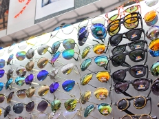 Ladies Market, Sunglasses