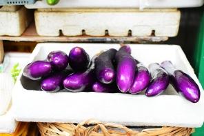 Hong Kong Fruit and Veg: Long eggplant