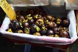 Hong Kong Fruit and Veg: Mangosteens