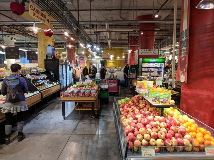 Midtown Global Market: Market