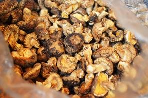 Hong Kong Fruit and Veg: Mushrooms