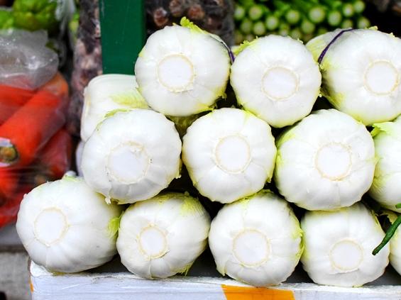 Hong Kong Fruit and Veg: Pak Choi
