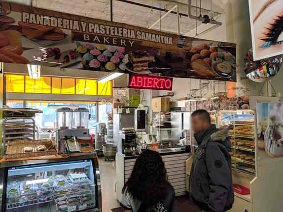 Midtown Global Market: Panaderia y Pasteleria Samantha
