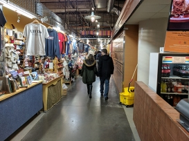 Midtown Global Market: Patrons