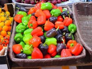 Hong Kong Fruit and Veg: Little peppers