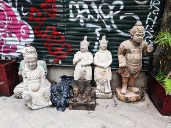 Roadside gods