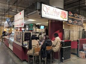 Midtown Global Market: Sabbai Express