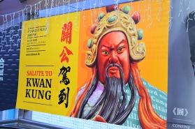 Salute to Kwan Kung