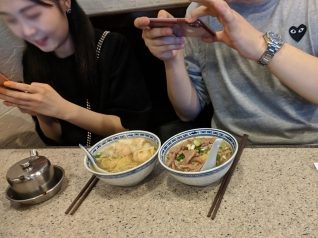 Everyone in Hong Kong photographs their food.