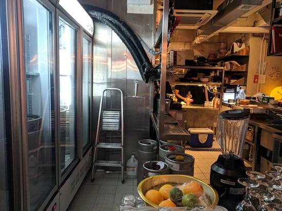 65 Peel, Bar, Kitchen