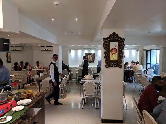 just kerala, dining room