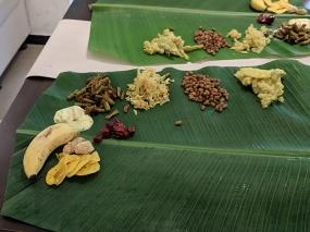 just kerala, sadhya, and more
