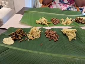 just kerala, sadhya, first five