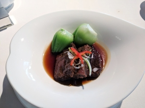 lung king heen, wagyu cheek2