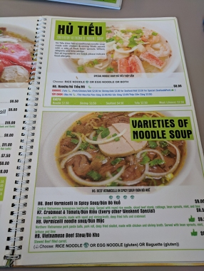 pho everest, other soups
