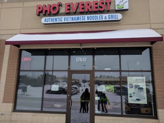 pho everest