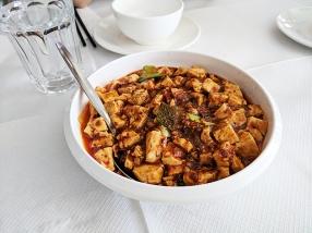 The Sichuan Chef: mapo tofu