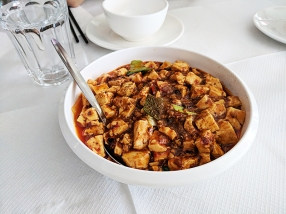 The Sichuan Chef: mapo tofu