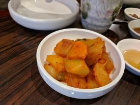 Sorabol, radish kimchi
