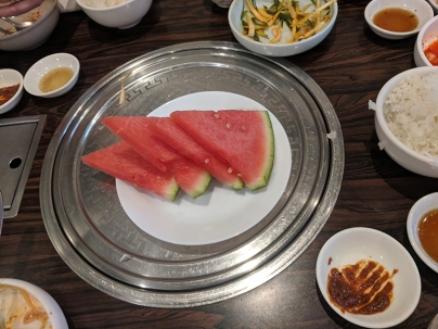 Sorabol, watermelon