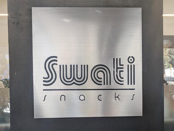 Swati Snacks: : English