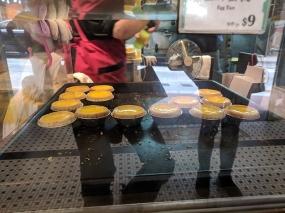 tai cheong bakery, egg tarts