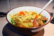 TeaWood: noodles