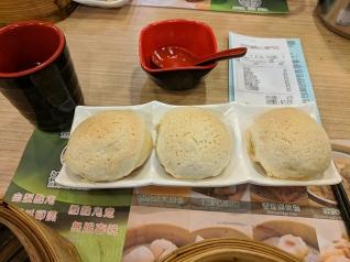 tim ho wan, barbecue pork bun