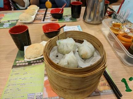tim ho wan, chiu chow dumplings