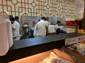 tim ho wan, kitchen