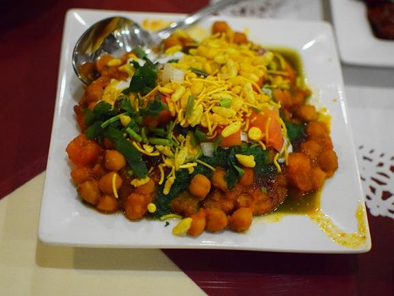 Darbar India Grill, Apple Valley, Alu tikki chaat