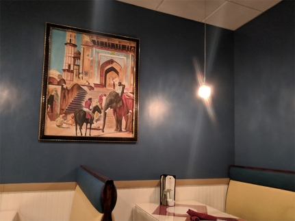 Darbar India Grill, Apple Valley, Decor2