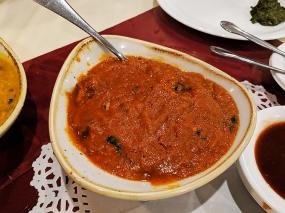 Darbar India Grill, Apple Valley, Goat nihari