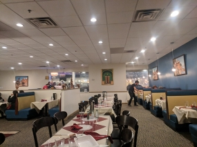 Darbar India Grill, Apple Valley, Interior2