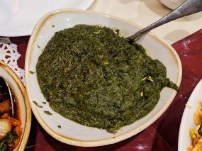 Darbar India Grill, Apple Valley, Palak Paneer