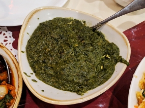 Darbar India Grill, Apple Valley, Palak Paneer