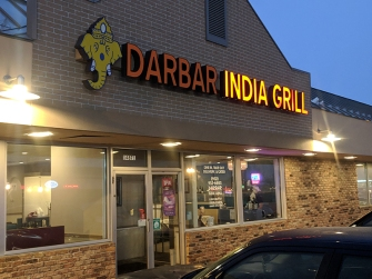Darbar India Grill, Apple Valley