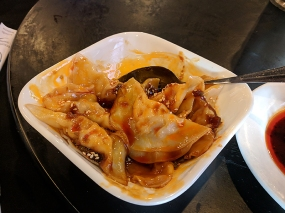 Grand Szechuan 2018, Wontons, mixed