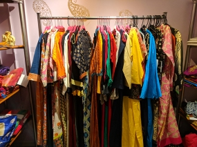 Mantra Bazaar, Clothes