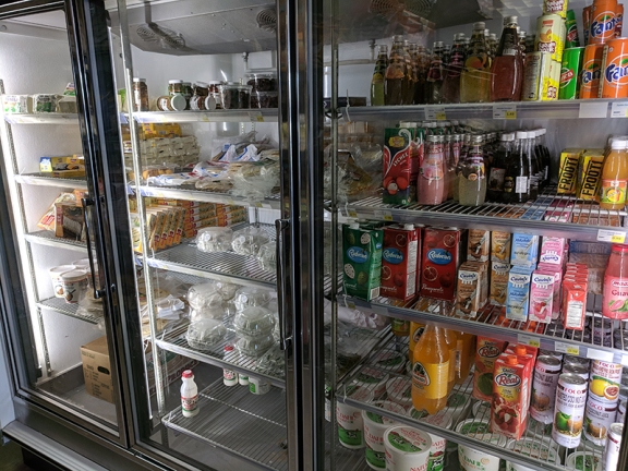Mantra Bazaar, Cold drinks etc