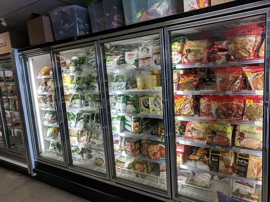 Mantra Bazaar, Frozen foods