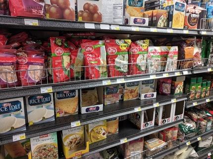 Mantra Bazaar, Idli, dosa, gulab jamun mixes