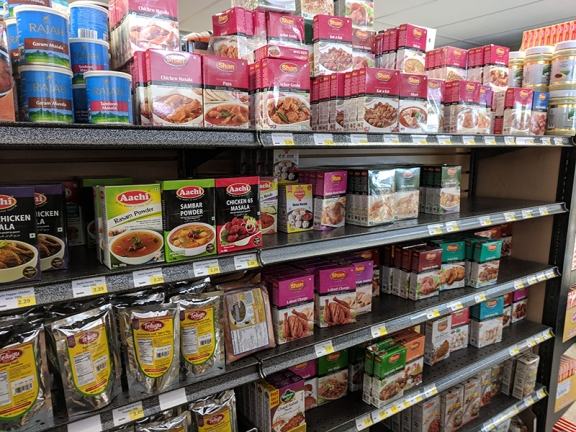 Mantra Bazaar, Spice mixes