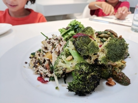 Ottolenghi, Broccoli