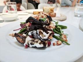 Ottolenghi, Eggplant