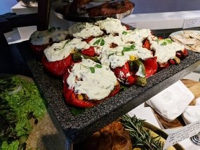 Ottolenghi, Stuffed peppers