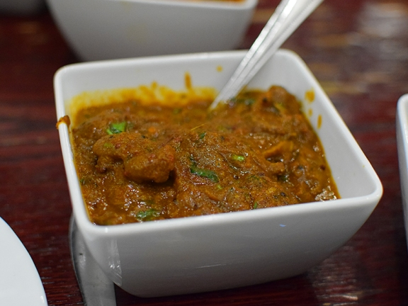 Persis, Gongura mutton