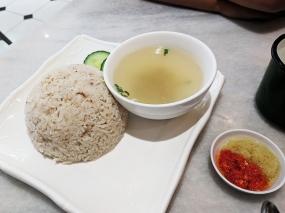 Rasa Sayang 2018, Chicken rice