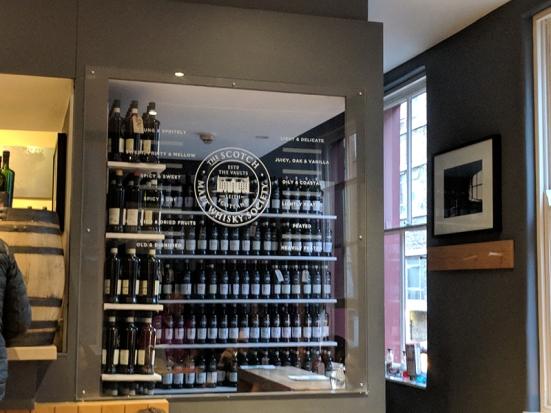 SMWS London, A lot more bottles